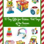 10 Toy Gifts for Babies: Gift Guide 2015