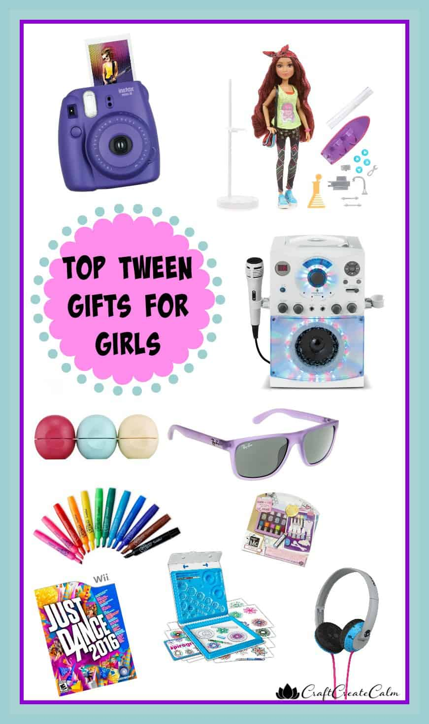 gifts for tweens, tween Christmas presents