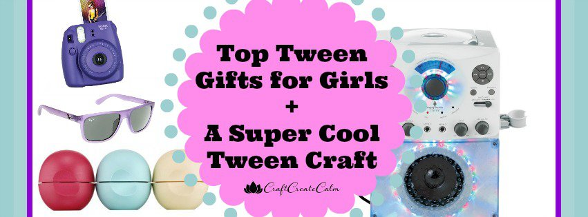 cool crafts for tweens, cool tween craft, cool tween gifts