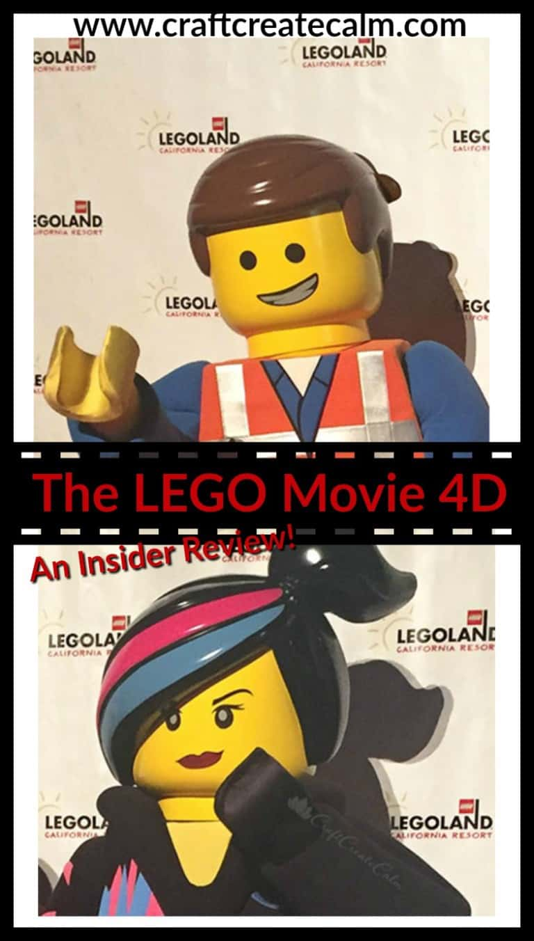 The LEGO® Movie™ 4D at LEGOLAND® California Resort
