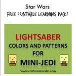 Star Wars Themed Printables for Kids