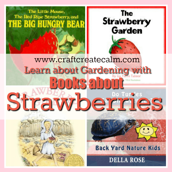 books about strawberries