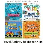 Best Travel Activity Books for Kids of any Age