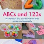 ABCs and 123s eBook: Activities for Kids