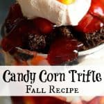 Halloween Candy Corn Trifle Fall Recipe