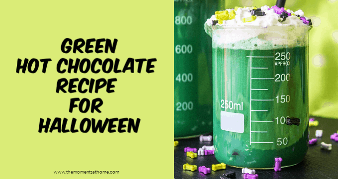 Green Drink Recipe for Halloween