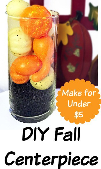 Easy Do-It-Yourself Thanksgiving Centerpiece
