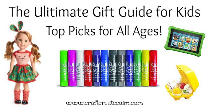 The Ultimate Gift Guide for Kids 2016