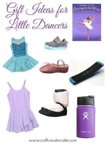 Gifts for Dancers-Gifts for Little Dancers