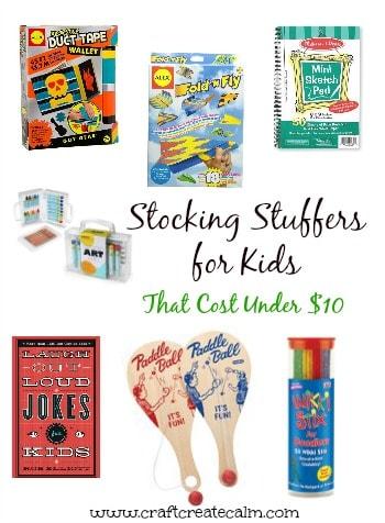Best Inexpensive Stocking Stuffers for Tweens