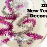 Easy DIY New Year's Eve Decorations