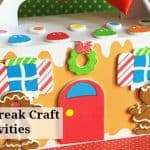 Winter Break Boredom Buster DIY Craft Kit