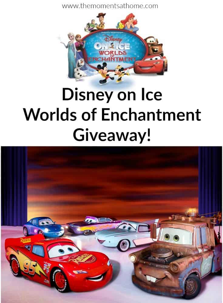 Disney on Ice presents Worlds of Enchantment brings all your favorite Disney characters together for one special night!