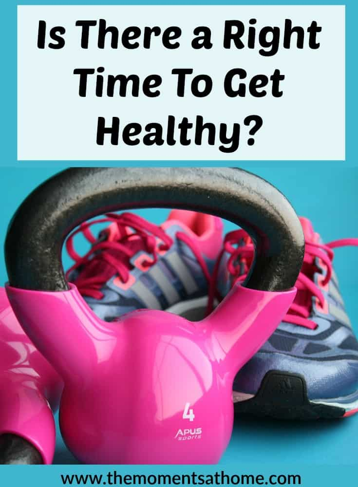 Is there a right time to make healthy lifestyle changes? This has some good tips for getting started!