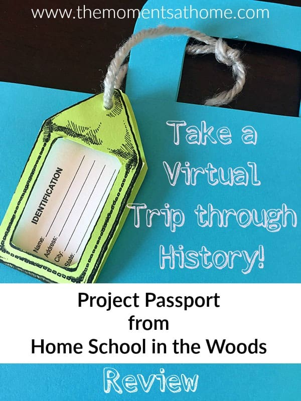 Hands-on History curriculum for homeschooling familes. Home School in the Woods takes kids on a virtual trip to ancient civilizations!