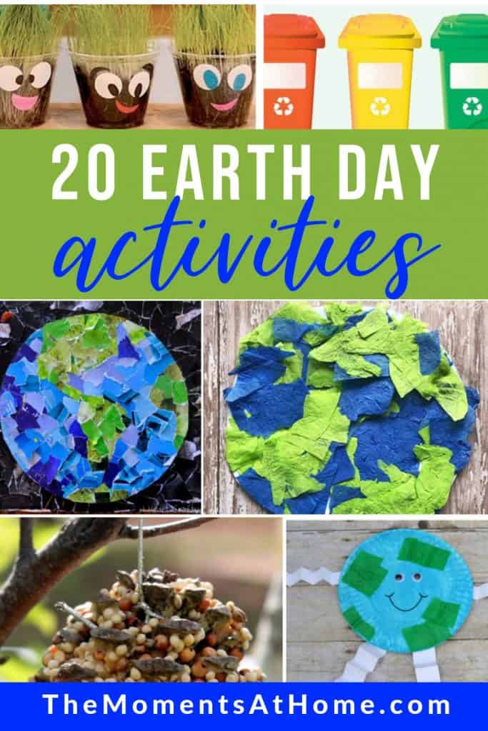 20 earth day activities you have to do with your kids