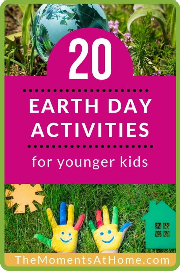 20 Earth Day activities for preschoolers