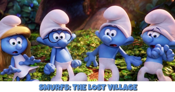 Movie Night with the Smurfs: The Lost Village
