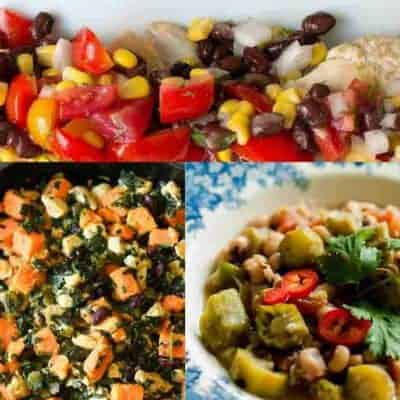 Delicious Bean Recipes You Need To Try (Low Fat, Whole Food, THM E)