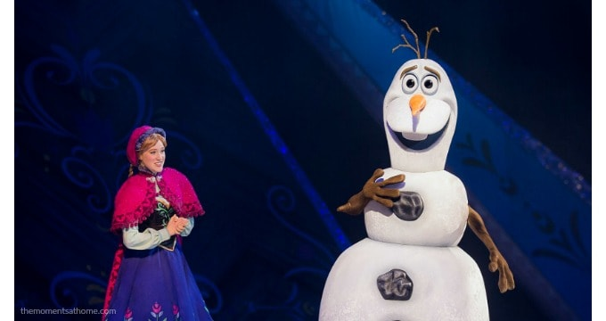 Win a Family Four Pack to see Disney On Ice Frozen!