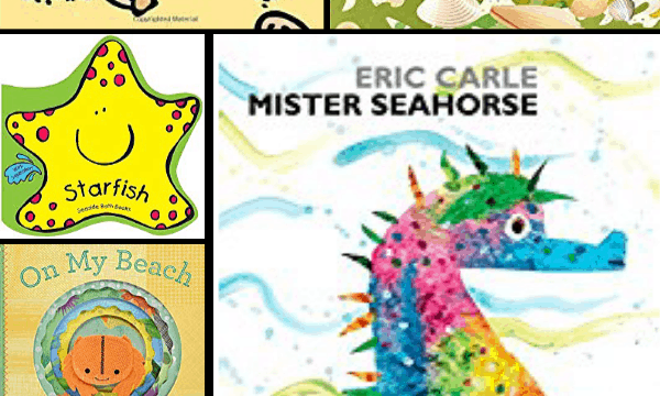 Books for Kids about Sea Animals