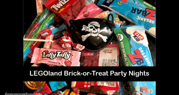 Last Chance to Party at LEGOland California!