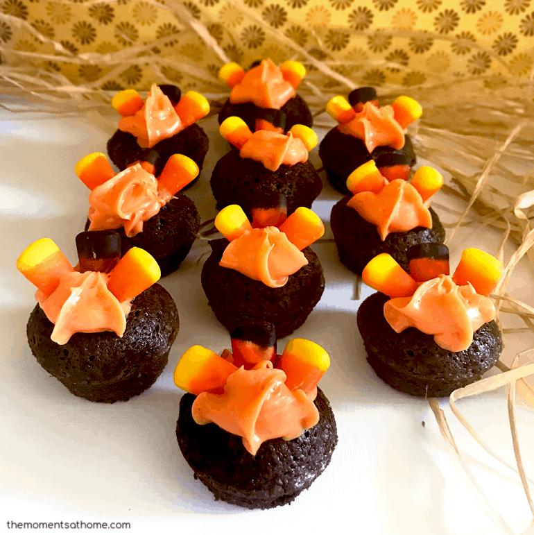 Easy Thanksgiving dessert for kids