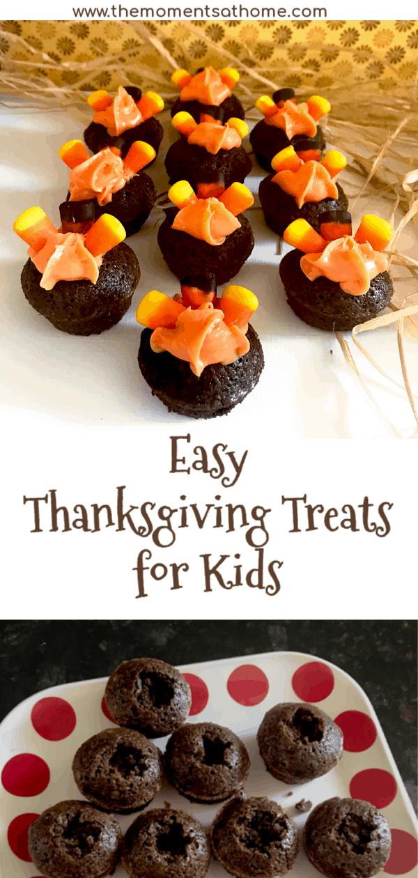 Easy Thanksgiving dessert idea. #thanksgivingforkids #thanksgivingrecipes