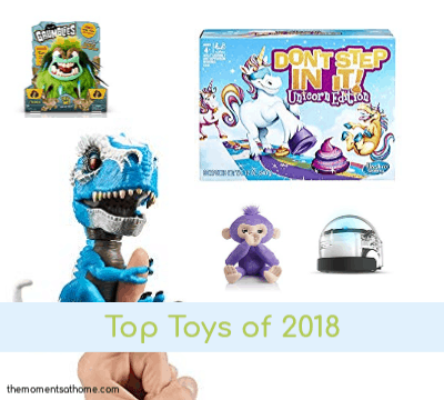 Top toys for kids 2018.