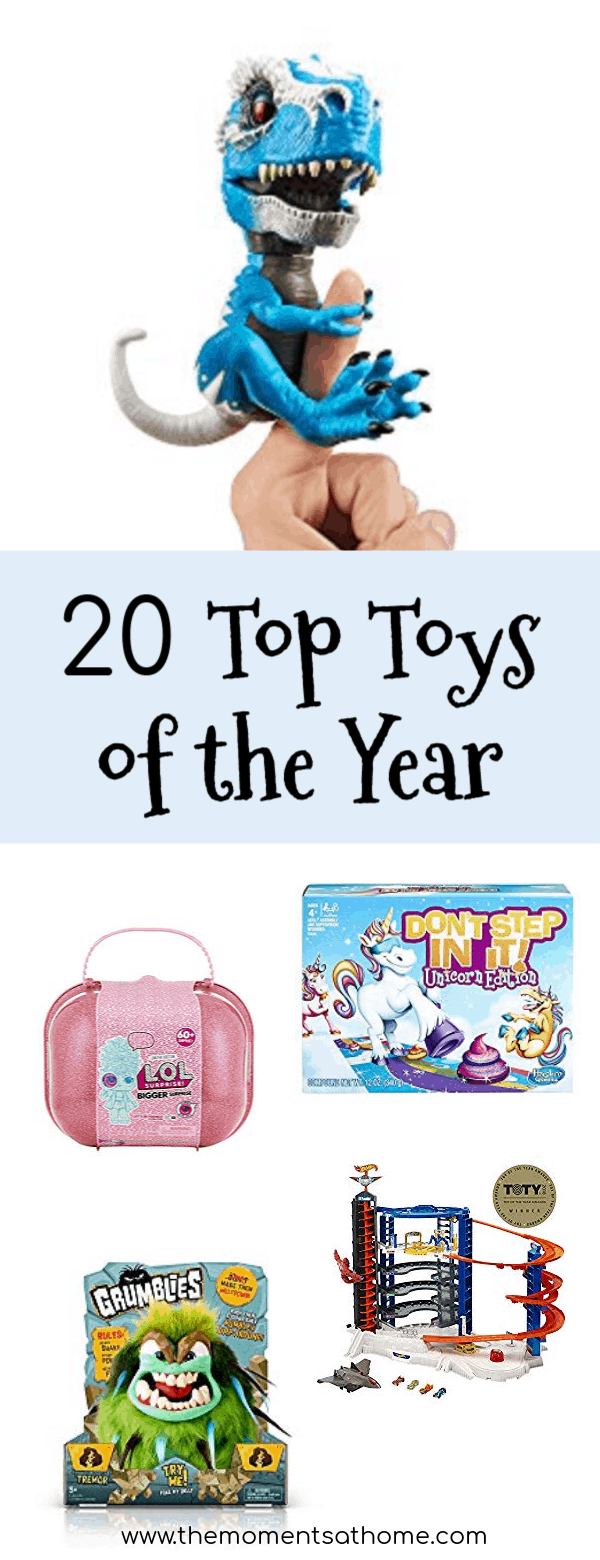 Top toys for kids. Top toy picks for Christmas.