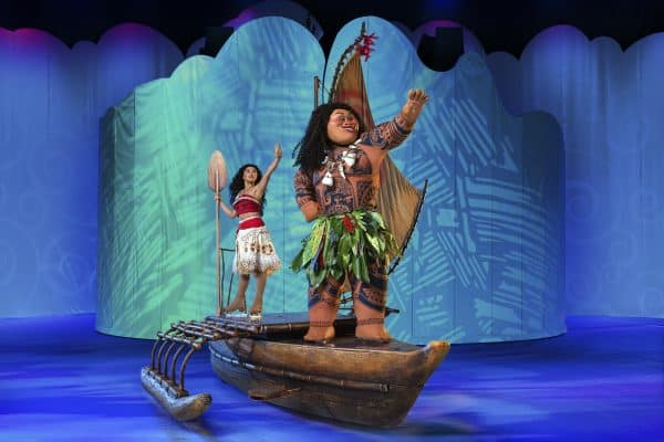 Copyright Disney on Ice/Feld Entertainment