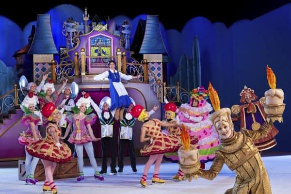 Copyright 2019 Disney on Ice/Feld Entertainment