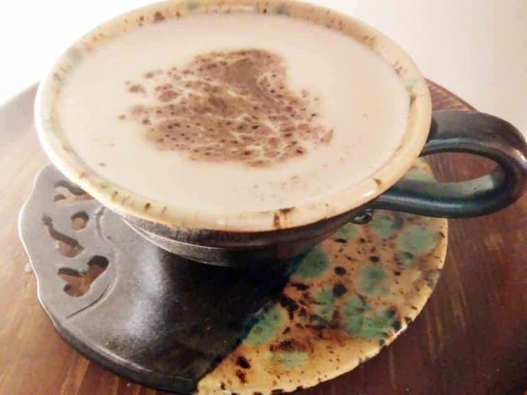 Spiced Caramel Cappuccino: Easy, Delicious, Keto